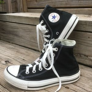 Converse Chuck Taylor All Star Black Shoes Sneaker